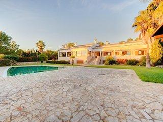 Villa cerca de Palma con vistas al mar - 8 PAX, Palma de Mallorca