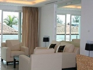 Two bedrooms sea view apartment in Kamala