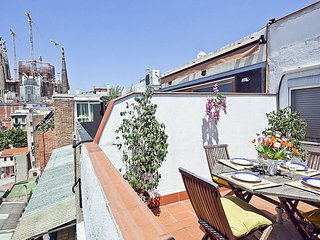 GowithOh - 19992 - Apartment with terrace and views of Sagrada Familia - Barcelona