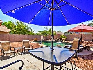 Radiant 3BR 'Peoria Paradise' House w/Pool & Patio!