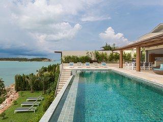 Villa Manta A Stunning island Escape, Plai Laem
