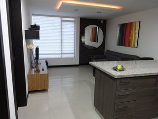 Suite moderna y confortable. negocios o placer, Quito