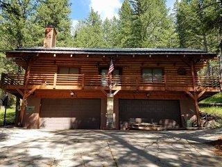 Cabin Retreat Getaway ~ RA86597, Lava Hot Springs