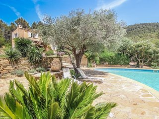 Ceyreste Golf of La Ciotat, Large villa 10p fantastic pool in huge pine forest