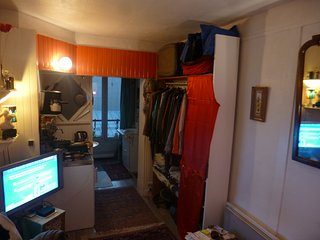 studio de 18m2, Paris