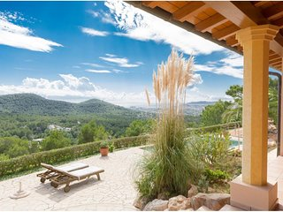 On Top of Ibiza - Villa Furnet spectacular view