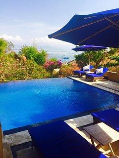 Villa Penyon; 3 bedroom with Pool, Lembongan, Bali
