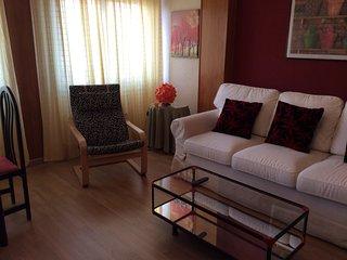 Luminoso apartamento en el centro, Saragozza