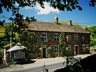 Lantern Pike Inn - Superior Double – Kinder Scout, Little Hayfield