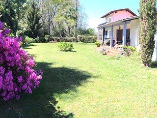 Maison de vacances à Biarritz