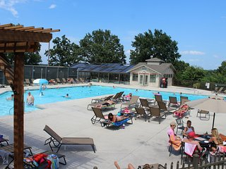 Branson Condo Rental | Pointe Royale | Golf | Indoor Pool | Taneycomo | Fishing