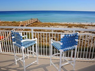 Oct Special! Only $150/nt! FREE Beach Chairs with rentals!, Navarre