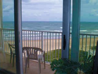 Beachfront Aquarius Condo #707 - Ocean view, Isla del Padre Sur