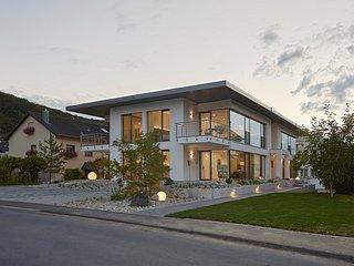 60 qm Wohnen auf Zeit im exclusiven Apartment mit Balkon oder Terrasse, Ingelfingen