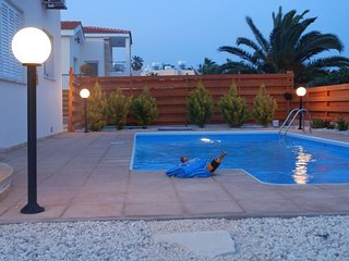 Chloraka, Paphos- 3bed Villa with Private Pool