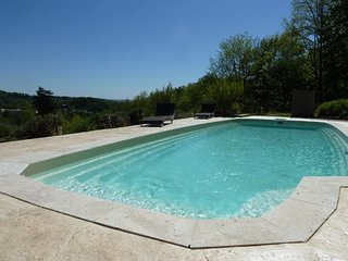 Private pool 11 x 4 metres