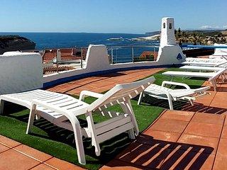 Villa Manuela sul mare, con terrazza panoramica