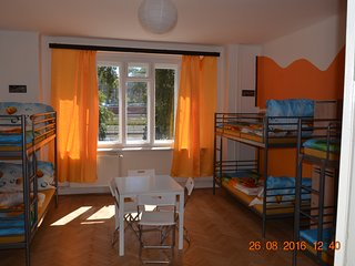 Hostel Sindibad 6x Bed Dormitory Privat Room A, Praga