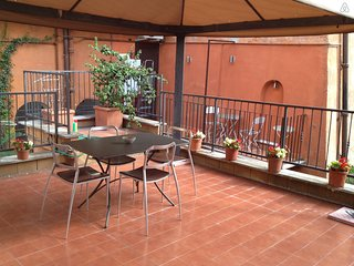 Monti Jewel with Private Terrace, Rome