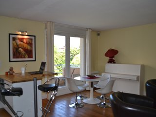 Duplex contemporain Toulouse centre