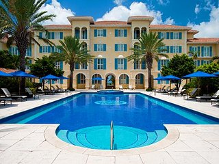 A luxury beach front property on Grace Bay Beach! One Bedroom sleeps 4!