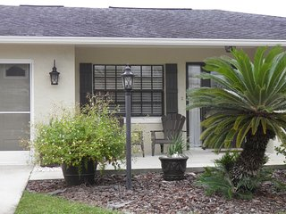 Salt Water Canal Home with Dock, Close to beach and A1A, restaurants & shopping