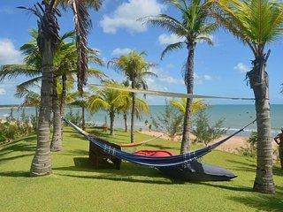 Beira mar - paraiso para familia e kitesurf