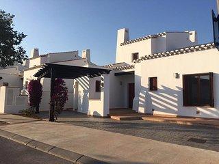 El Valle Golf Resort, Stunning Front line Villa, Murcia