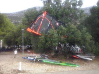 SURFCLUB -windsurfing & kite center , accomodation, Kuciste