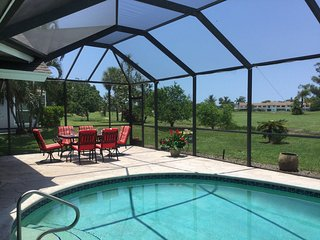 3 Bed Single Family Pool Home, Naples