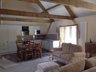 Hayloft, Luxury first floor apartment close to Seaham and the East Durham Coast