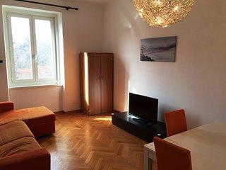 Comodo e strategico appartamento a Trieste per 5 persone pressi centro