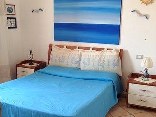 Attico panoramico vista mare / Casa mare blue