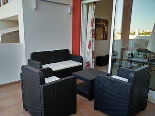 Rental holiday apartement near beach and golf, Alcantarilha