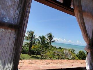 Suites para duas pessoas com vista ao mar