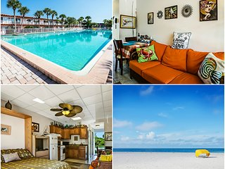 Entire Condo, Gulf Blvd., Indian Shores, Beach
