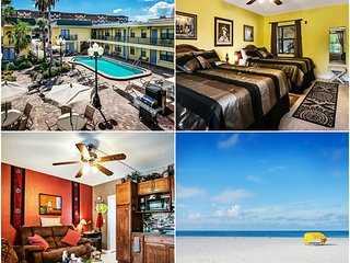 Family Condo: 6 people, Redington Beach, FL, Condo