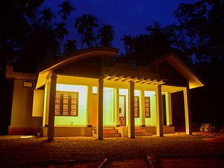 attractive villa in wayanad
