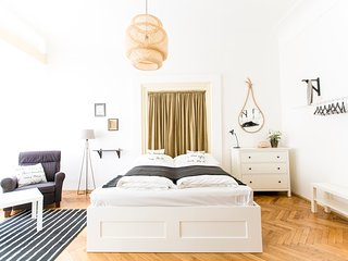 Beautiful 3 bedroom apartment by Prague Castle