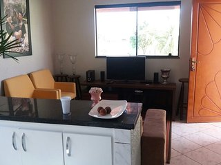 Barato! Brasília, Casa 2q + Churrasq. 5 pessoas, Brasilia