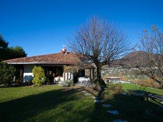 Villa Il Castagno, Cerano d'Intelvi