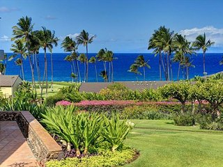 Wailea Elua #2303 2Bd/2Ba Luxury, Ocean View, Ground Floor, Sleeps 4