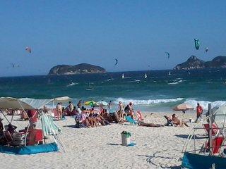 Barra da Tijuca, 200m de la playa, Río de Janeiro