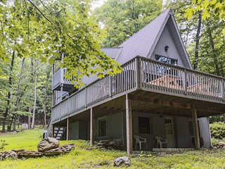 Rancho Relaxo - Quiet Kid, Pet Friendly Home in WV, Berkeley Springs