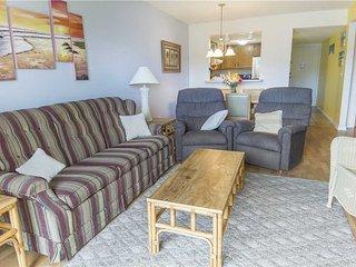 Ocean & Racquet 3204, 2 Bedrooms, 2nd Floor, 2 Pools, Sleeps 6, Saint Augustine