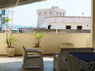 Holiday home La Torre facing the sea in Gallipoli