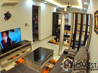 Luxury 5 Stay at the heart of the City, Johor Bahru