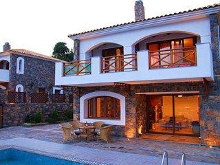 Villa Nicoleta, Prina
