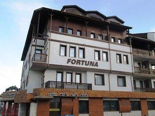 Bansko Fortuna Ski  Apartment - 1 bedroom, sleeps