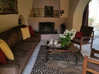 Traditional House for 2-8 persons, Pano Lefkara